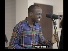 TY Bello & Dunsin Oyekan – Holy Fire VIDEO