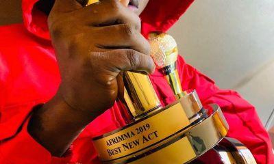 Zlatan wins big at Afrimma Awards 2019, bags three awards