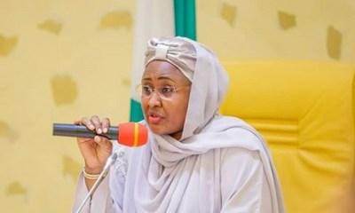 Aisha Buhari backs social media bill,