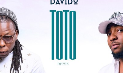 DOWNLOAD MP3: Edem ft. Davido – Toto (Remix)