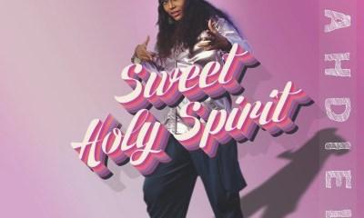 Jahdiel – Sweet Holy Spirit