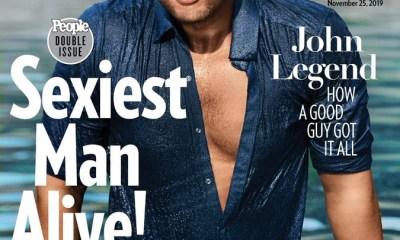 john legend sexiest man 2019