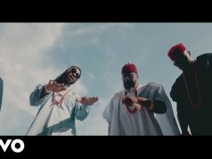 VIDEO: Larry Gaaga ft Flavour – Tene