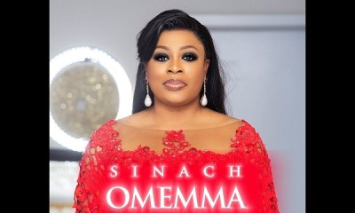 DOWNLOAD MP3: Sinach – Omemma