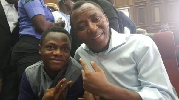 Sowore, Bakare, Sue DSS, Demand N1B, Damages, Sahara reporters