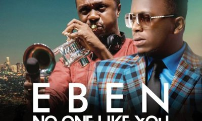 Eben Ft. Nathaniel Bassey – No One Like You