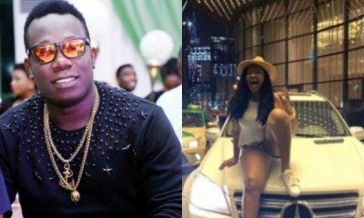 Duncan Mighty calls out Etinosa over Dubai car gift