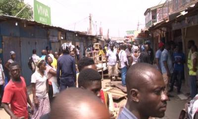 Border closure behind attacks on over 1000 Nigerian-owned shops in Ghana