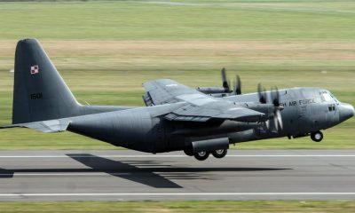 Chilean military plane disappears with 38 onboard
