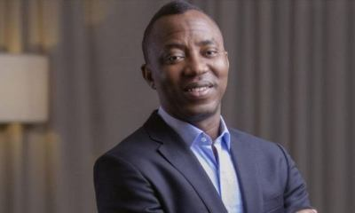 Court gives DSS 24-hours to release Sowore, DSS to pay N100,000 for illegal detention