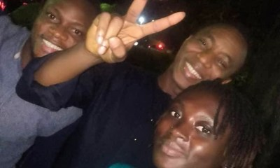 BREAKING: Sowore regains freedom after 124 days in detention