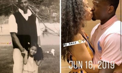 Check out the trending post of woman who married her 'father'