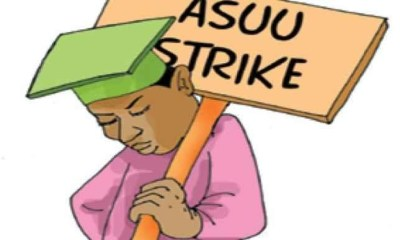 ASUU gets ready for strike over IPPIS