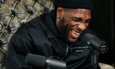 Burna Boy blocks lady on Twitter for reminding him of his post on streaming numbers