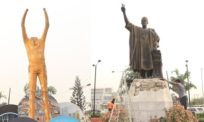Real reason Fela and Awolowo's statutes were pulled down - LASG