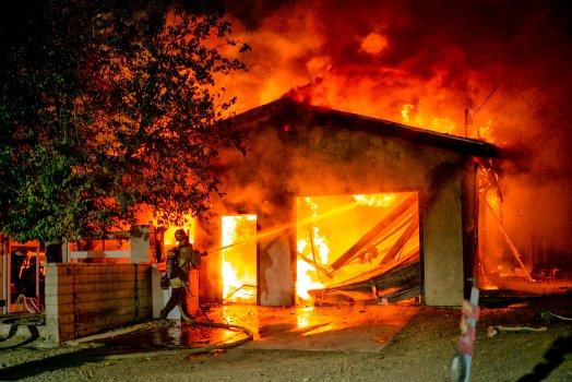 Popular Sabo Market in Sagamu gutted by fire