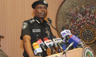 Nigerian Police on red alert following killing of Iranian general