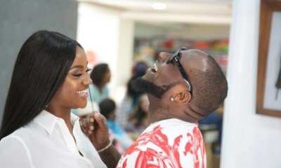 Pop star, Davido, is not a stranger to controversie