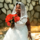 60-year-old Nigerian woman gets married for the first time [PHOTOS]
