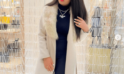 Regina Daniels' fans think she is pregnant, see why!