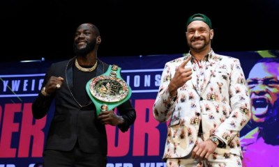 Tyson Fury reveals he has been masturbating 7 times a day ahead of fight with Wilder