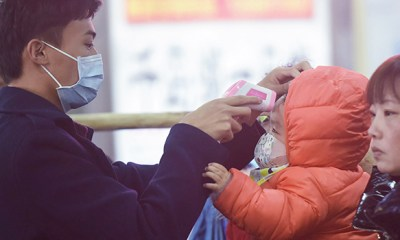 China locks down two cities over deadly virus