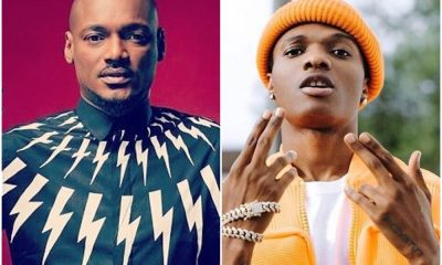 Wizkid is the legend of his generation - 2Baba