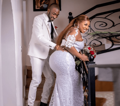 Anita and Fisayo tied the knot back in 2020.