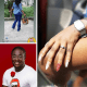 BBNaija reality star, Bitto Bryan gets engaged to his girlfriend