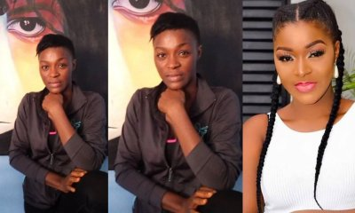 Chacha Eke-Faani explains real reason she started sharing make-up free photos [VIDEO]