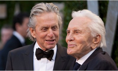 Kirk Douglas leaves his entire $61m fortune for charity, wills nothing to son