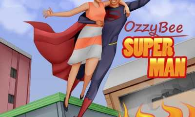 Ozzybee – SuperMan