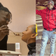 Speed darlington needs the number of voodoo priest who helped 'irrelevant' Mr Eazi get billionaire daughter, Temi Otedola
