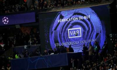UEFA reduces VAR review time to 30 secs for Champions League matches