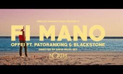 VIDEO: Offei Ft. Patoranking, Blackstone – Fi Ma No