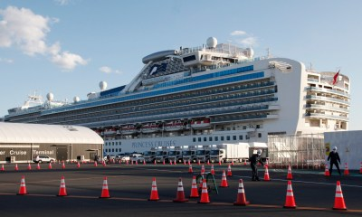 Isreal confirms first case of Coronavirus from cruise ship