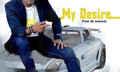 Disciple C – My Desire