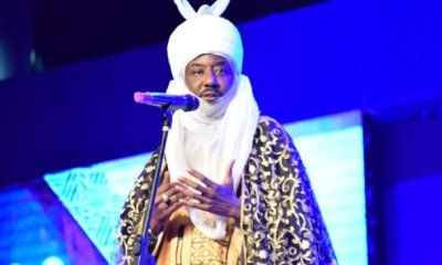 Deposed Emir, Muhammadu Sanusi II arrives Nasarawa on exile