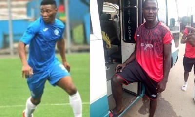 Gunmen abduct two NPFL players on Benin-Akure highway
