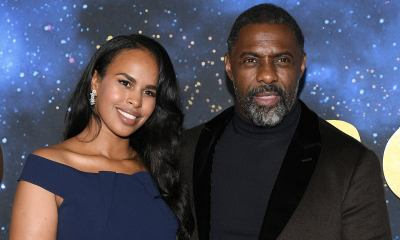 Idris Elba's wife, Sabrina tests positive for Cornavirus after remaining with him