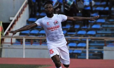 Rangers striker, Ifeanyi George, two others dies in ghastly accident [PHOTOS]