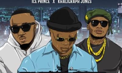 Kofi Jamar – In the City Ft. Ice Prince, Khaligraph Jones