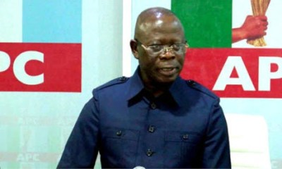 APC Governors begin plans to replace Oshiomole after court order