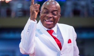 """""""Buhari, your days are numbered"""" Bishop Oydepo says"""