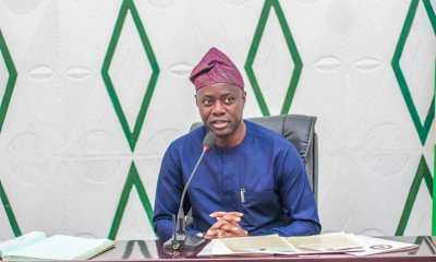 I have no political father – Governor Makinde declares