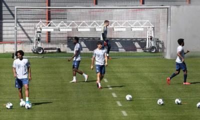 Bayern Munich resumes training after Coronavirus break