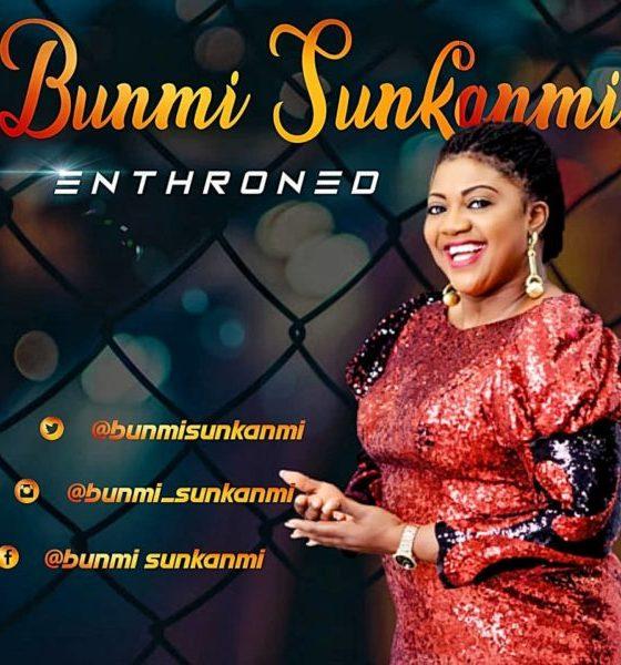 Bunmi Sunkanmi – Enthroned