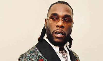 Burna Boy reveals the name of his next album, as he reveals how he felt after losing Grammy