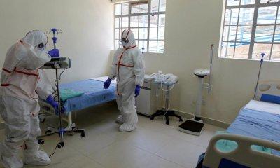Suspected Coronavirus patient does in Ondo government hospital
