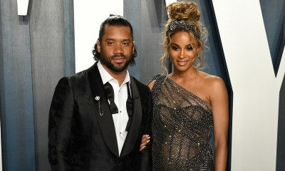 Ciara and hubby, Russell Wilson reveal they are expecting a boy